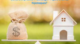 Baixarà el preu de l'habitatge? Pujarà el de les hipoteques?