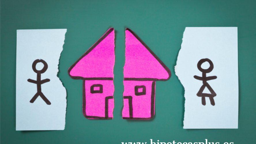El mal reparto que se hace del domicilio familiar cuando las parejas se separan