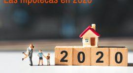 Així seran les hipoteques l'any 2020