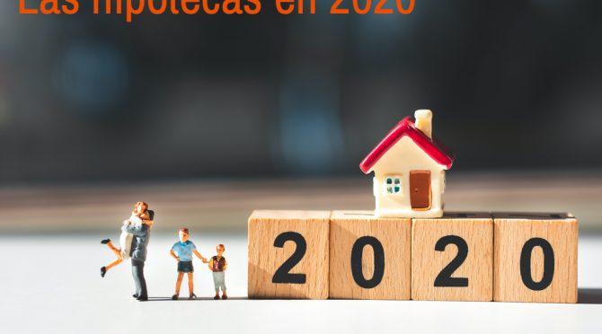 Así serán las hipotecas en 2020