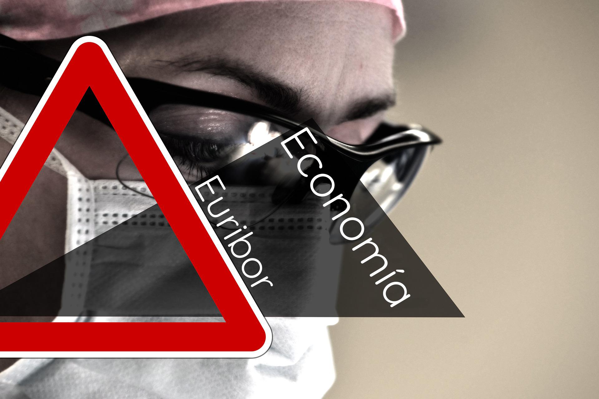 El Euríbor rompe la barrera psicológica del -0,5%